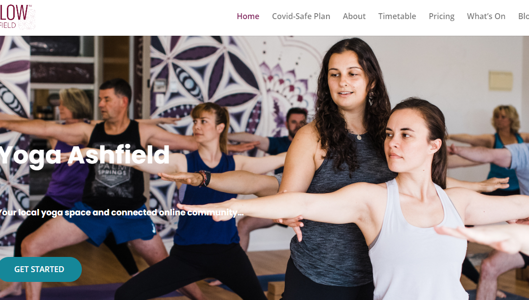 living flow yoga ashfield