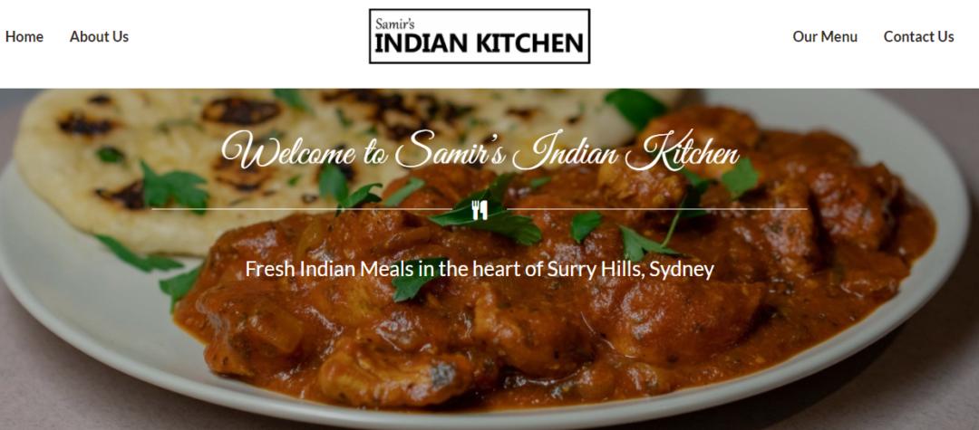 Samir's Indian Kitchen