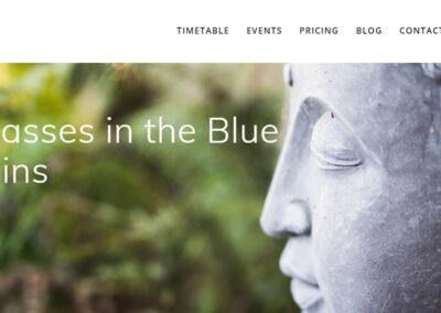 Yoga Blue Mountains